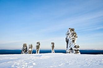 Снегоходный тур на плато Маньпупунёр