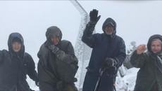 Завершение туристического сезона на Приполярном Урале