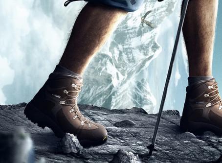 Всё про обувь для горных походов