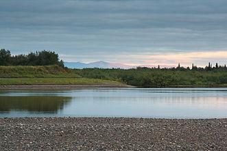 Сплав по реке Лемва. Приполярный Урал