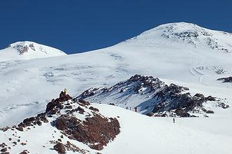 Восхождение на Эльбрус (с южной стороны)