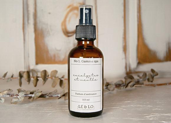 Parfums d'ambiance | Eucalyptus-Menthe