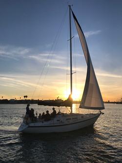 Sailing in Alamitos Bay.JPG