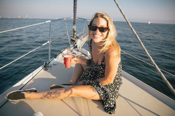 Sailing Long Beach - Boat Rental _ Chart
