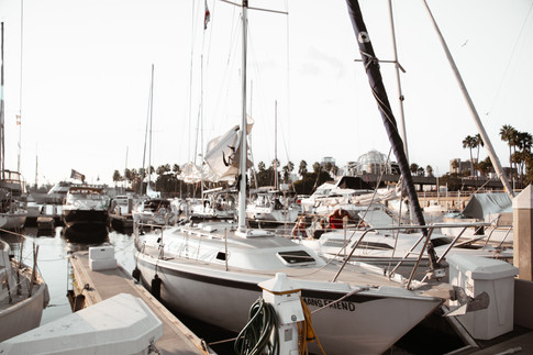 Our Beloved Sailboat