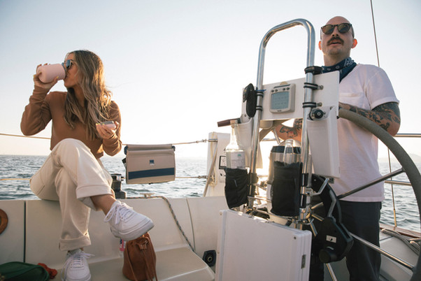 Sailboat Charter in Long Beach - Boat Re