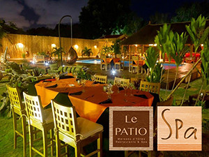 Le Patio & Spa ***