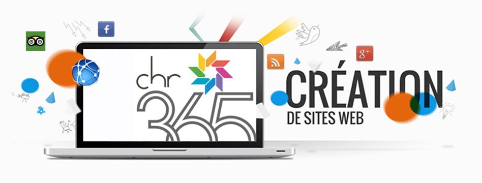 Création Web, sites d'hotels