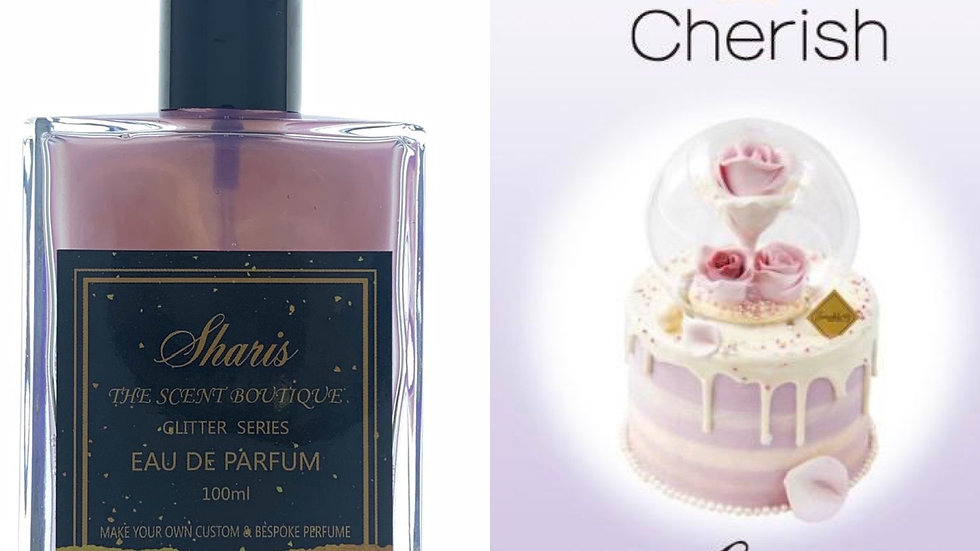 Cherish Perfume 珍愛