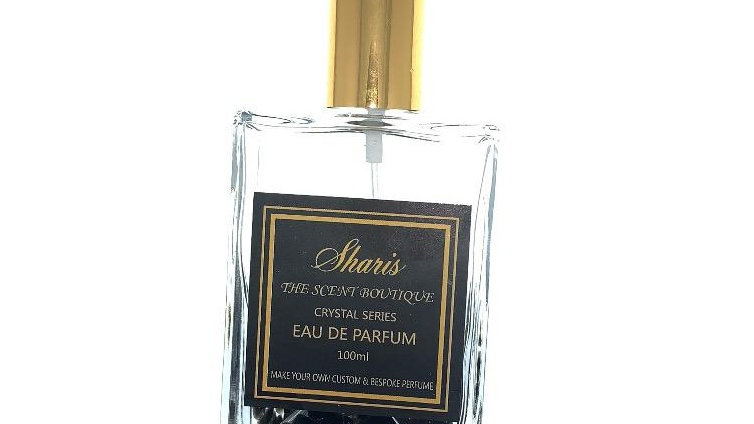 Obsidian Perfume 黑曜石香水