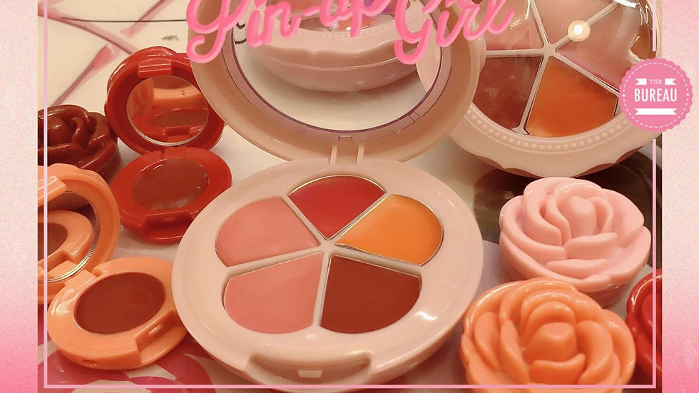 Lipstick palette (5 Colour)
