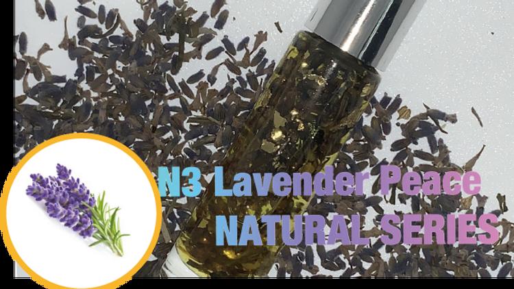 Lavender Peace Perfume Oil 安逸薰衣草