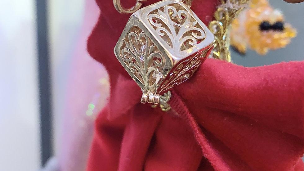 Bracelet 1 - Gold Colour