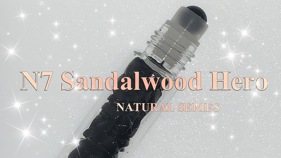Sandalwood Hero Perfume 檀香英豪