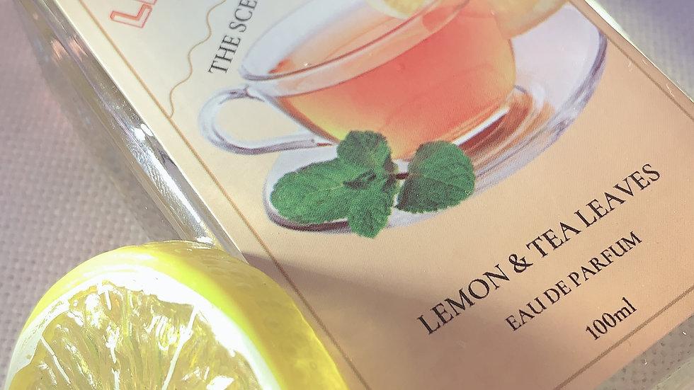 Cocktail Lemon Tea Perfume 100ml