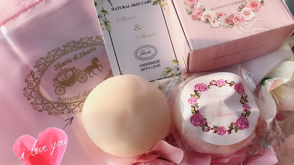 Pearl & Thai Rice Soap 珍珠大米皂 50g