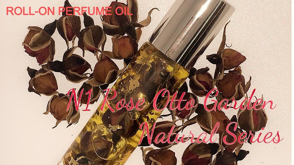 Rose Otto Garden Roll-on Perfume Oil 奧圖玫瑰花園