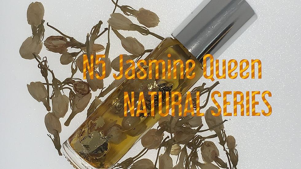 Jasmine Queen Perfume Oil 茉莉皇后