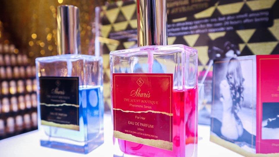 PHEROMONE PERFUME FOR HER 費洛蒙女性誘惑香水