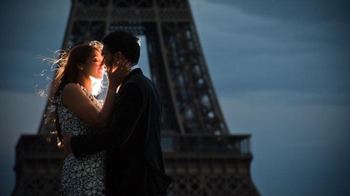 Kiss in Paris Perfume