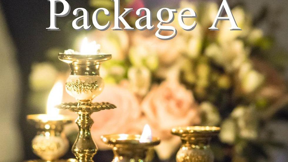 Perfume Bar Package A