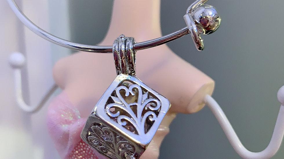 Bracelet 2 - Silver Colour