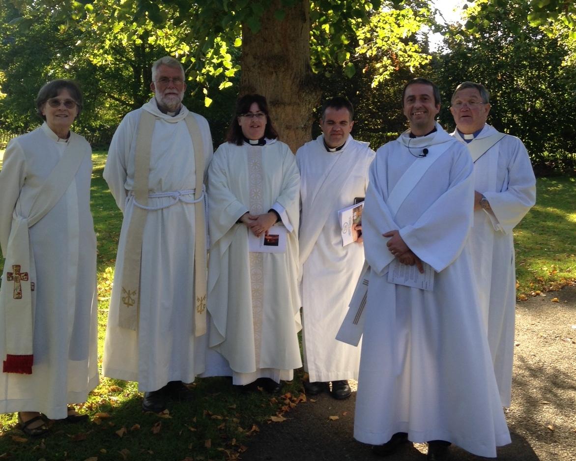 Mell's Ordination