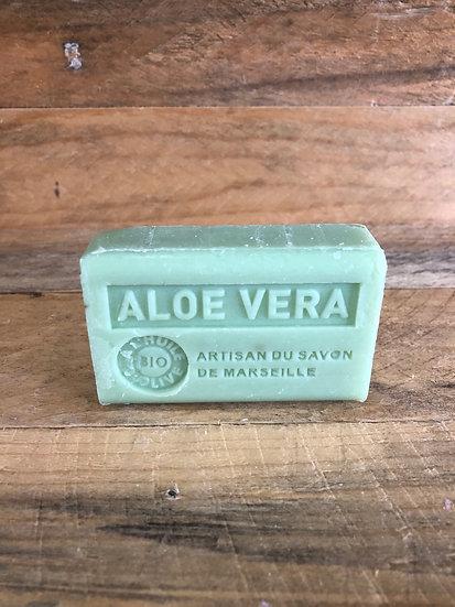 Savon 125g Aloe Vera