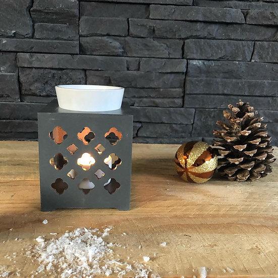 Brûle parfum Maroc Gris anthracite