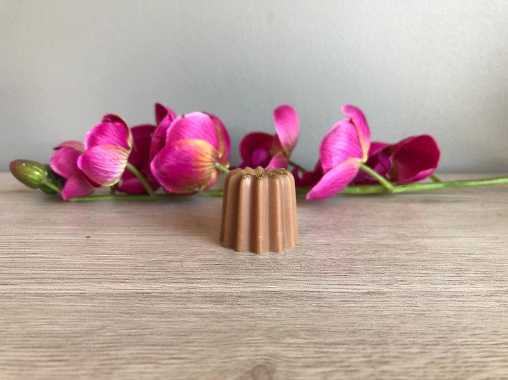 Cannelé Chocolat noisette 17g
