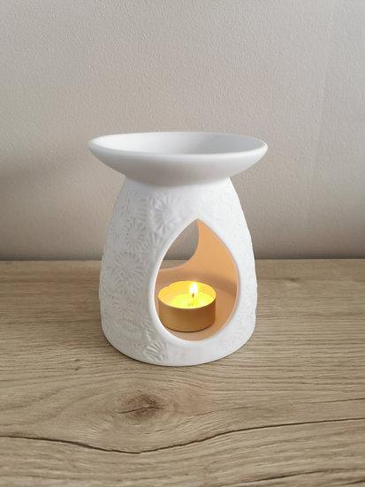Brûle parfum Marguerite blanc