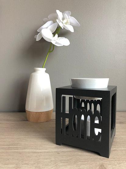 Brûle parfum HOME gris anthracite
