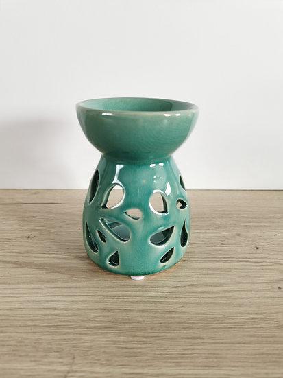Brûle parfum Drop turquoise