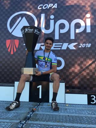 Cocuzzi Campeão na Copa Lippi 2018 Chile