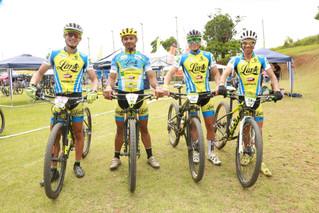 Equipe do Lar fica em primeiro nas categorias Mistas do MTB 12hs