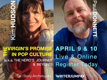 Workshop with Author Kim Hudson & Paul Donnett (April 9 & 10)