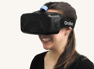 Виртуальные очки реальности