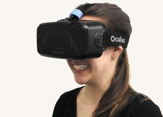 Virtuelle Realität Goggles