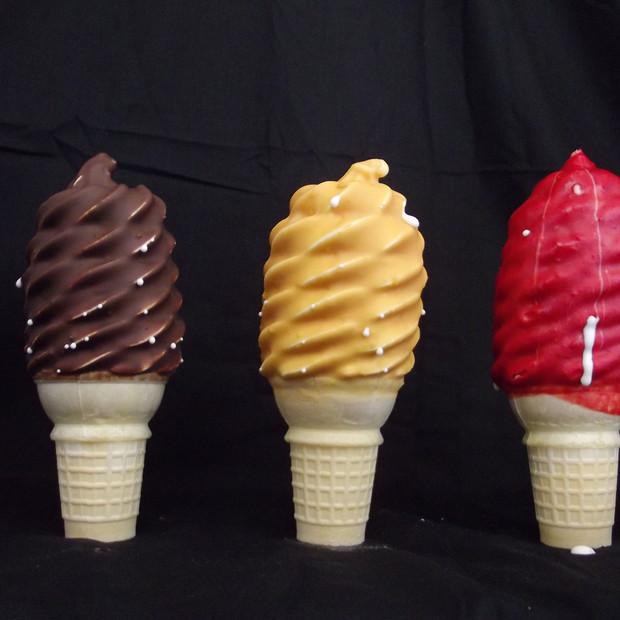 Dip Cones