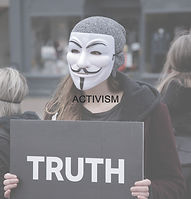 Anonymous for the Voiceless Cube of Truth