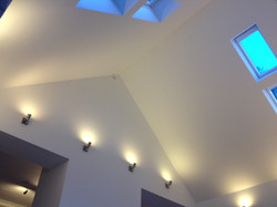 Private client Installation of new vaulted ceiling Alloa.JPG