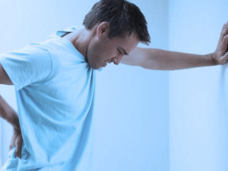 Dificuldade ao urinar, pode estar relacionada à próstata
