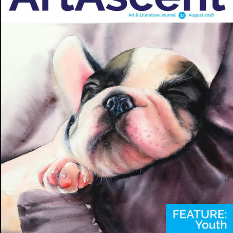 Featured in ArtAscent