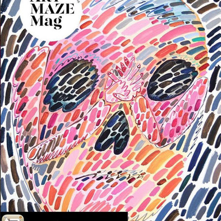 ArtMaze Mag Spring 2018