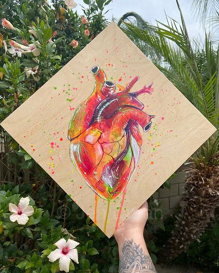 LOVE original painting