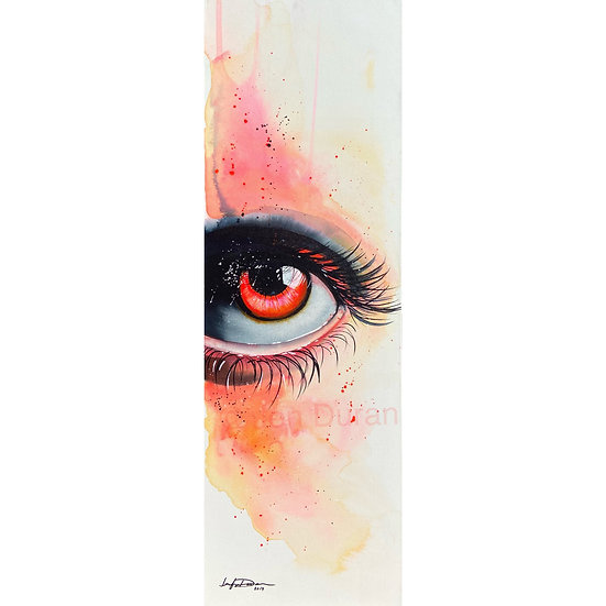 INTUITION original painting