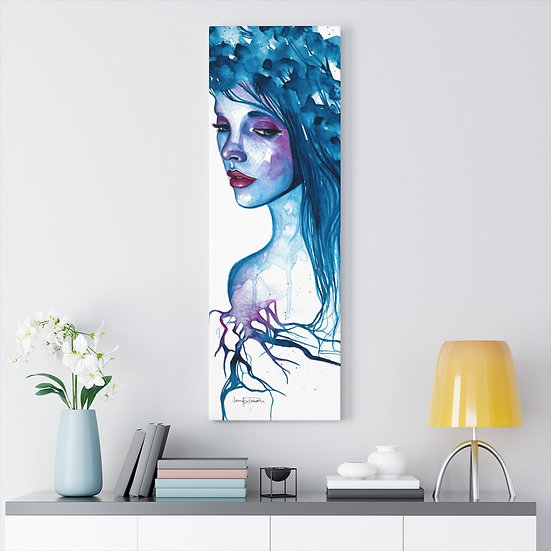 SPIRITED canvas print