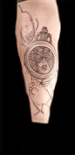 Tattoo Gaëtan Le Nordiste