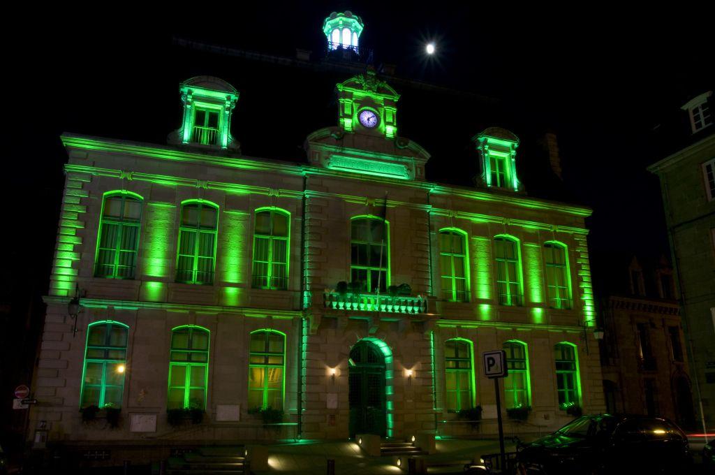 Hôtel de ville de Saint-Brieuc