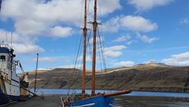 Norðlýsið aftur í rakstur um tvær vikur.